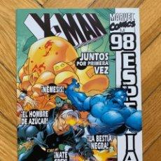 Cómics: X MAN ESPECIAL 98 - EXCELENTE ESTADO. Lote 269740868