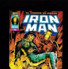 Cómics: IRON MAN - VOL 3 - Nº 10 - AFRONTANDO LOS HECHOS - FORUM -. Lote 269740963