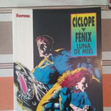 Fumetti: CICLOPE Y FENIX LUNA DE MIEL - COMIC FORUM MARVEL PEDIDO MINIMO 3€. Lote 269751993