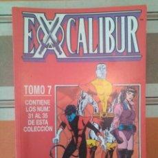 Cómics: EXCALIBUR TOMO 7 RETAPADO - COMIC MARVEL FORUM. Lote 269826483