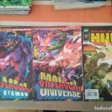 Cómics: ONSLAUGH X-MEN + HULK 15 - COMIC MARVEL FORUM EVOLUCION. Lote 269826953