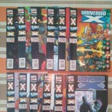 Cómics: UNIVERSO X 1 5 6 Y DEL 8 AL 16 - COMIC MARVEL FORUM. Lote 269828598