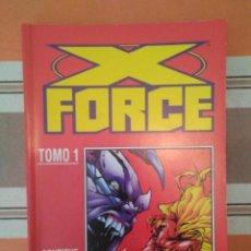 Cómics: X FORCE TOMO 1 - COMIC MARVEL FORUM. Lote 269830423