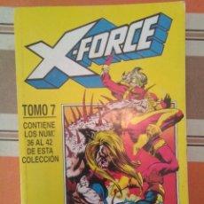Cómics: X FORCE TOMO 7 - COMIC MARVEL FORUM. Lote 269830898