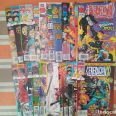 Cómics: GENERACION X VARIOS NUMEROS - COMIC MARVEL FORUM. Lote 269831973