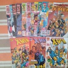 Cómics: X-MEN VARIOS NUMEROS + ESPECIALES - COMIC MARVEL FORUM. Lote 269832593