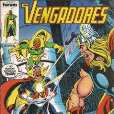 Cómics: LOS VENGADORES V1 Nº 2 (SHOOTER & BYRNE) - MARVEL - FORUM - 1983. Lote 269848288