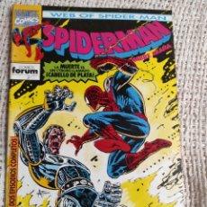 Cómics: SPIDERMAN Nº 280 , 1ª EDICIÓN FORUM. Lote 269849538