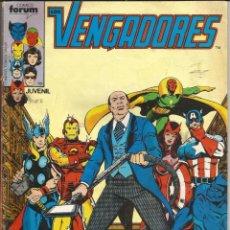 Cómics: LOS VENGADORES - MARVEL - FORUM Nº 20. Lote 269850488
