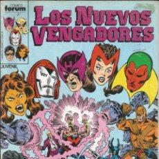 Cómics: LOS NUEVOS VENGADORES. FORUM 1987. Nº 3. Lote 269950993