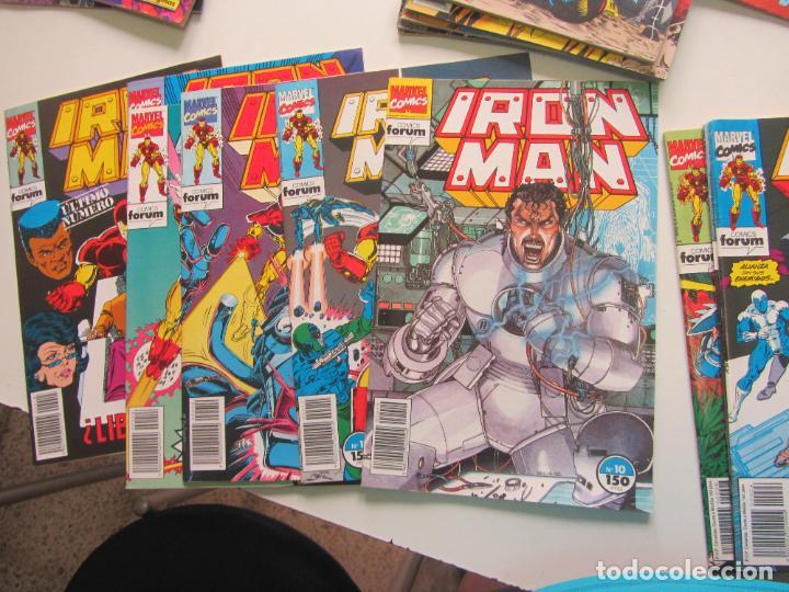 Cómics: IRON MAN Nº 1 AL 15 VOL.2 COMPLETA EN GRAPA BUEN ESTADO FORUM ARX108 - Foto 2 - 269963938