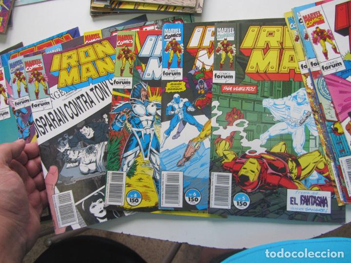 Cómics: IRON MAN Nº 1 AL 15 VOL.2 COMPLETA EN GRAPA BUEN ESTADO FORUM ARX108 - Foto 5 - 269963938