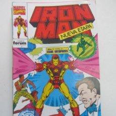 Cómics: IRON MAN Nº 1 AL 15 VOL.2 COMPLETA EN GRAPA BUEN ESTADO FORUM ARX108. Lote 269963938