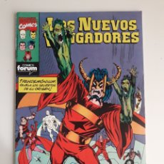 Cómics: LOS NUEVOS VENGADORES NUM 52. ED FÓRUM. Lote 269994383