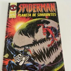 Cómics: SPIDERMAN PLANETA DE SIMBIONTES PRIMERA EDICION. Lote 269997238