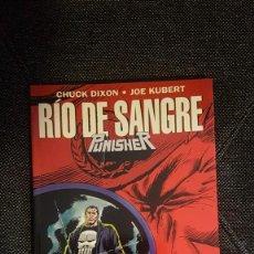 Cómics: PUNISHER: RIO DE SANGRE - TOMO - FORUM. Lote 269999308