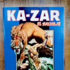 Cómics: KA-ZAR EL SALVAJE, COMPLETA. Lote 270003018