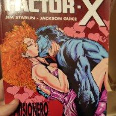 Cómics: FACTOR-X. PRISIONERO DEL AMOR. JIM STARLIN. JACKSON GUICE.. Lote 270087223