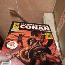Cómics: LA ESPADA SALVAJE DE CONAN 13 COMICS FORUM. Lote 270091603