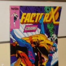 Cómics: FACTOR X VOL. 1 Nº 33 MARVEL - FORUM. Lote 270145398