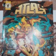 Cómics: ATLAS: BRUCE ZICK: PLANETA. Lote 270190618