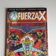 Cómics: FUERZA X. TOMO RÚSTICA. EXCELENTE ESTADO. Lote 270201568