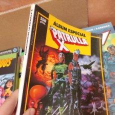 Comics : ÁLBUM ESPECIAL. LA PATRULLA X. CON TRES NÚMEROS EXTRA. FORUM.. Lote 270344308