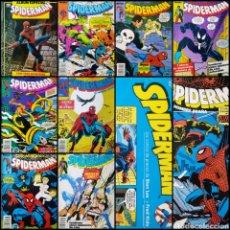 Cómics: SPIDERMAN (LOTE DE 10). Lote 270454343