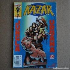 Cómics: KA-ZAR, Nº 9. FORUM. LITERACOMIC.. Lote 270527863