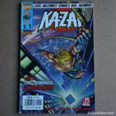 Cómics: KA-ZAR, Nº 4. FORUM. LITERACOMIC.. Lote 270527958