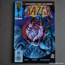 Cómics: KA-ZAR, Nº 7. FORUM. LITERACOMIC.. Lote 270528063