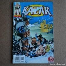 Cómics: KA-ZAR, Nº 3. FORUM. LITERACOMIC.. Lote 270528158