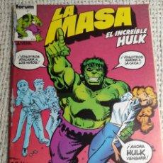 Cómics: LA MASA Nº 8 - EDITA : FORUM AÑOS 80 - 1ª EDICIÓN FORUM. Lote 270648903