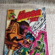 Cómics: LA MASA Nº 27 - EDITA : FORUM AÑOS 80 - 1ª EDICIÓN FORUM. Lote 270649603