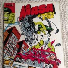 Cómics: LA MASA Nº 38 - EDITA : FORUM AÑOS 80 - 1ª EDICIÓN FORUM. Lote 270649803