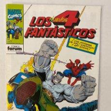 Comics : LOS 4 FANTÁSTICOS #106 VOL.1 FÓRUM 1ª EDICIÓN. Lote 270649963