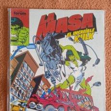 Cómics: LA MASA 38 FORUM. Lote 270689668