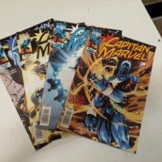 Comics : CAPITAN MARVEL LOTE 4 NUMEROS / RESERVADO. Lote 270697133