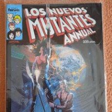 Comics: LOS NUEVOS MUTANTES ANNUAL ESPECIAL PRIMAVERA EDITORIAL FORUM 1987. Lote 270870958