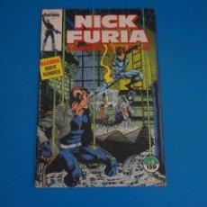 Cómics: COMIC DE NICK FURIA CONTRA SHIELD AÑO 1989 Nº 2 DE COMICS FORUM LOTE 23 D. Lote 270913363