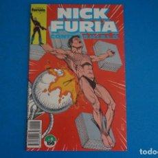 Cómics: COMIC DE NICK FURIA CONTRA SHIELD AÑO 1989 Nº 8 DE COMICS FORUM LOTE 23 D. Lote 270913558
