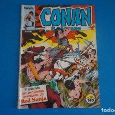 Cómics: COMIC DE CONAN EL BARBARO AÑO 1983 Nº 110 DE COMICS FORUM LOTE 23 D. Lote 270914128