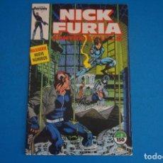 Cómics: COMIC DE NICK FURIA CONTRA SHIELD AÑO 1989 Nº 2 DE COMICS FORUM LOTE 23 E. Lote 270918253