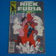 Cómics: COMIC DE NICK FURIA CONTRA SHIELD AÑO 1989 Nº 7 DE COMICS FORUM LOTE 23 E. Lote 270918593