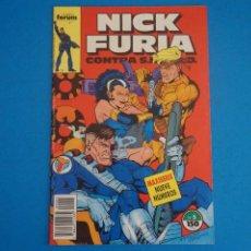 Cómics: COMIC DE NICK FURIA CONTRA SHIELD AÑO 1989 Nº 5 DE COMICS FORUM LOTE 23 F. Lote 270919853
