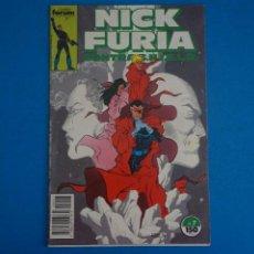 Cómics: COMIC DE NICK FURIA CONTRA SHIELD AÑO 1989 Nº 7 DE COMICS FORUM LOTE 23 F. Lote 270919928