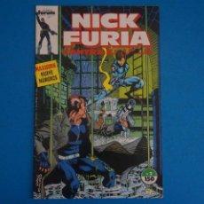 Cómics: COMIC DE NICK FURIA CONTRA SHIELD AÑO 1989 Nº 2 DE COMICS FORUM LOTE 23 F. Lote 270920038