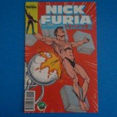 Cómics: COMIC DE NICK FURIA CONTRA SHIELD AÑO 1989 Nº 8 DE COMICS FORUM LOTE 23 F. Lote 270920128