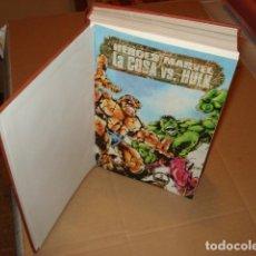 Cómics: TOMO HEROES MARVEL, 1998, MUY BUEN ESTADO. Lote 270962128