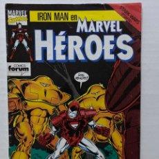Cómics: MARVEL HEROES #56 FORUM. Lote 270966808